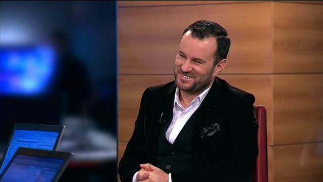 Kamil Kliniewski fot. TVN CNBC
