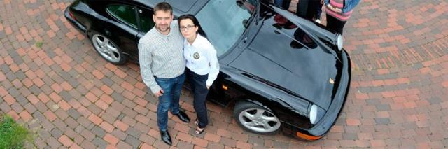 FOTO Porsche na główną stronę